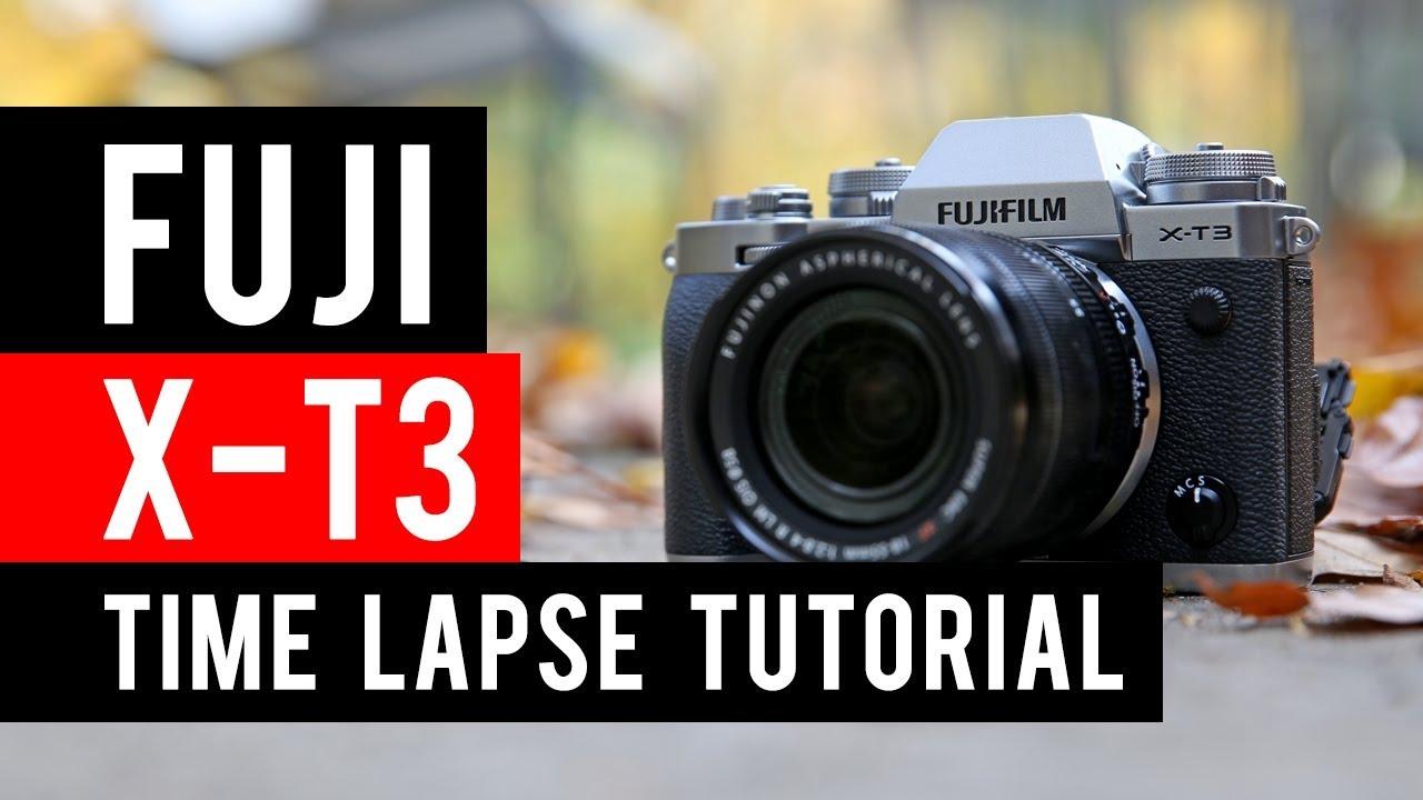 JJC Intervalometer Timer Remote Shutter Release Time Laspe for Fuji Fujifilm X-T3 XT3 X-T30 XT30 X-T2 X-T1 X-T20 X-T10 X-T100 X100F X100T XF10 X-H1 GFX 100 GFX 50R GFX 50S Camera