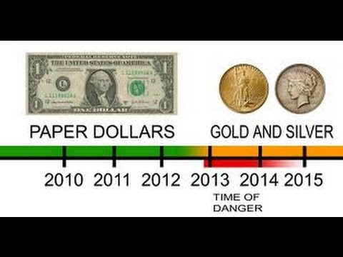 Lindsey Williams Says That The Dollar Died On September 6th 2012!