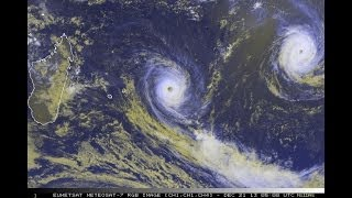 Intense Tropical Cyclone Amara / 03S (2013)