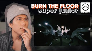 Download FIRST REACTION   Performer Reacts to Super Junior 'Burn The Floor' Performance Video