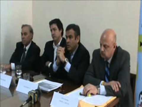 Desopilante: Rosales culpó a otro demócrata por la falta de políticas de seguridad del gobierno de Celso Jaque