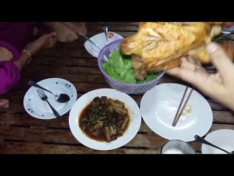 How To Cook And Eat At Home - Cambodian Food Recipe Compilation - Asian Food