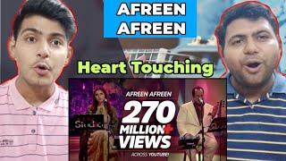Gambar cover Indian reaction on | Coke studio season 9 | Afreen Afreen | Rahat Fateh Ali khan & Momina Mustehsan