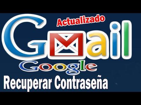 Como Recuperar la Contraseña de Mi Correo Gmail o Cuenta Google
