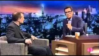 Entrevista de Buenafuente a Xavier Novell
