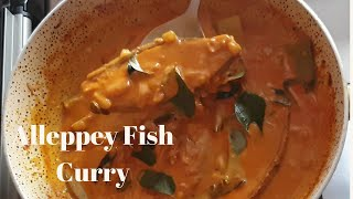 Alleppey Fish Curry  How To Make Kerala Style  Fish curry