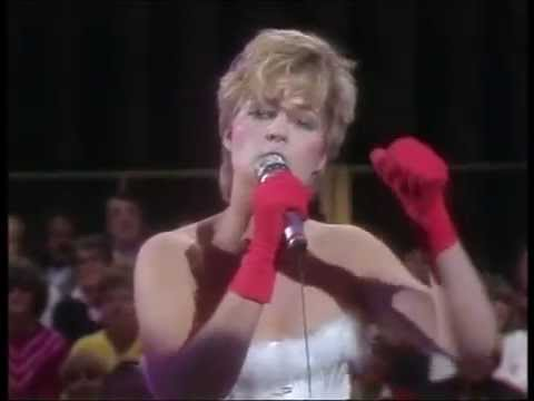 Frl. Menke - Traumboy (ZDF Hitparade 1982) HD