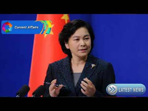 News Report - China slams India for road construction in Ladakh - The Current Affairs