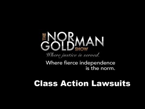 Law, Civics, & Politics - Class Action Lawsuits