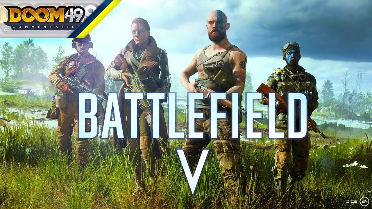 BATTLEFIELD 5 GAMEPLAY DETAILS & NEWS