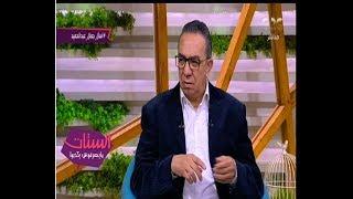 الستات مايعرفوش يكدبوا | جمال عبد الحميد يحكي عن كواليس عمله في مسلسل