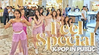 "[KPOP IN PUBLIC CHALLENGE] 트와이스(TWICE) _ ""Feel Special"" DANCE COVER by Tricky Wickey from Indonesia"