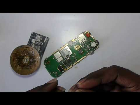nokia 2690 lcd light solution done