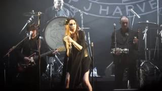 Pj Harvey - Working For The Man @ Release Athens 2016