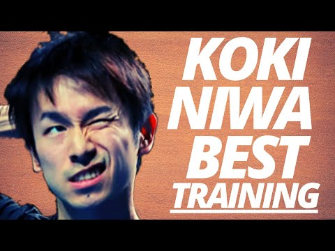 Koki NIWA Best Training Private Record - Short Form