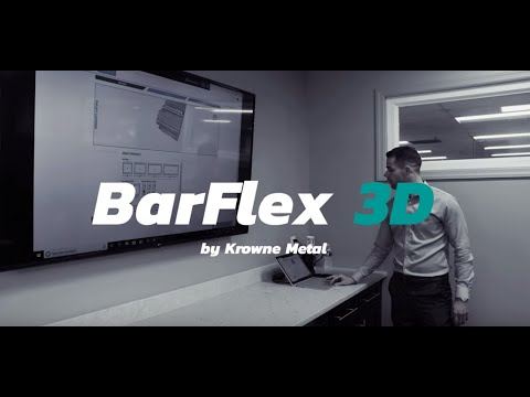 BarFlex3D Dream Bar Configurator by Krowne