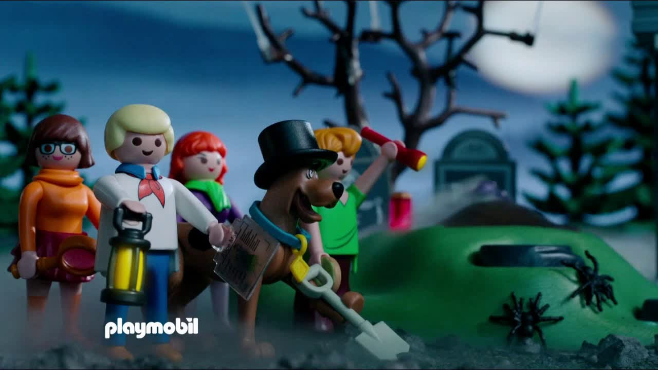 "Musique de la pub Playmobil Scooby-Doo! ""en avant les histoires""  2021"