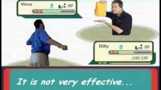 Youtube poop: Vince Vs. Billy Mays