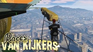 IK HAAL DE FINISH NIET! - Races van Kijkers #47 (GTA V Online Funny Races)
