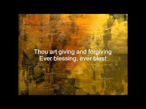 Joyful, Joyful We Adore Thee - Paul Hoover