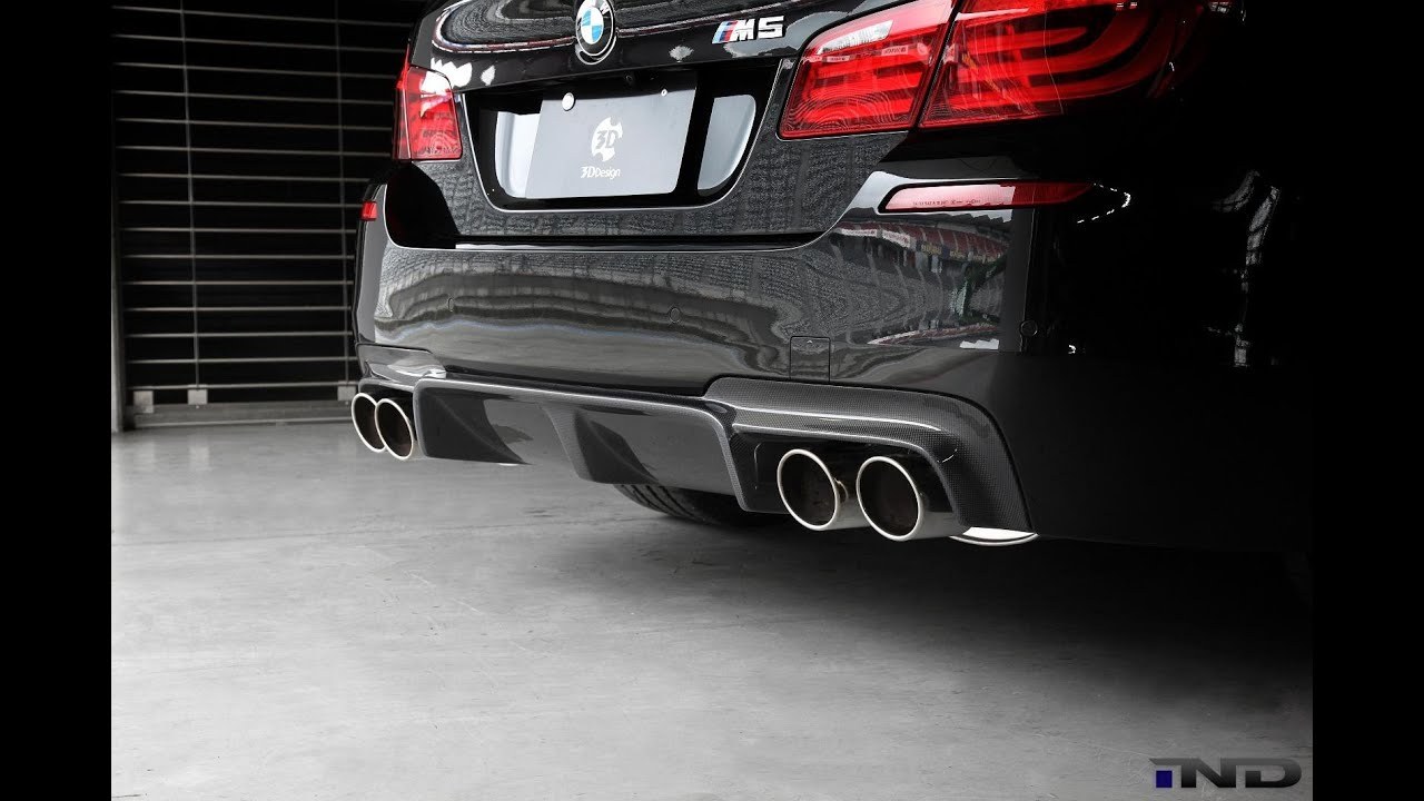 2014 Bmw M5 F10 Start Up Amp Exhaust Youtube