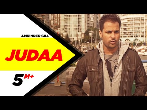 Judaa Amrinder Gill Ft Dr Zeus Punjabi Sad Song Full HD | Punjabi Songs | Speed Records