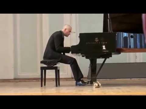 Pavel Nersessian plays Schumann - Kreisleriana, Op.16. Шуман - Крейслериана