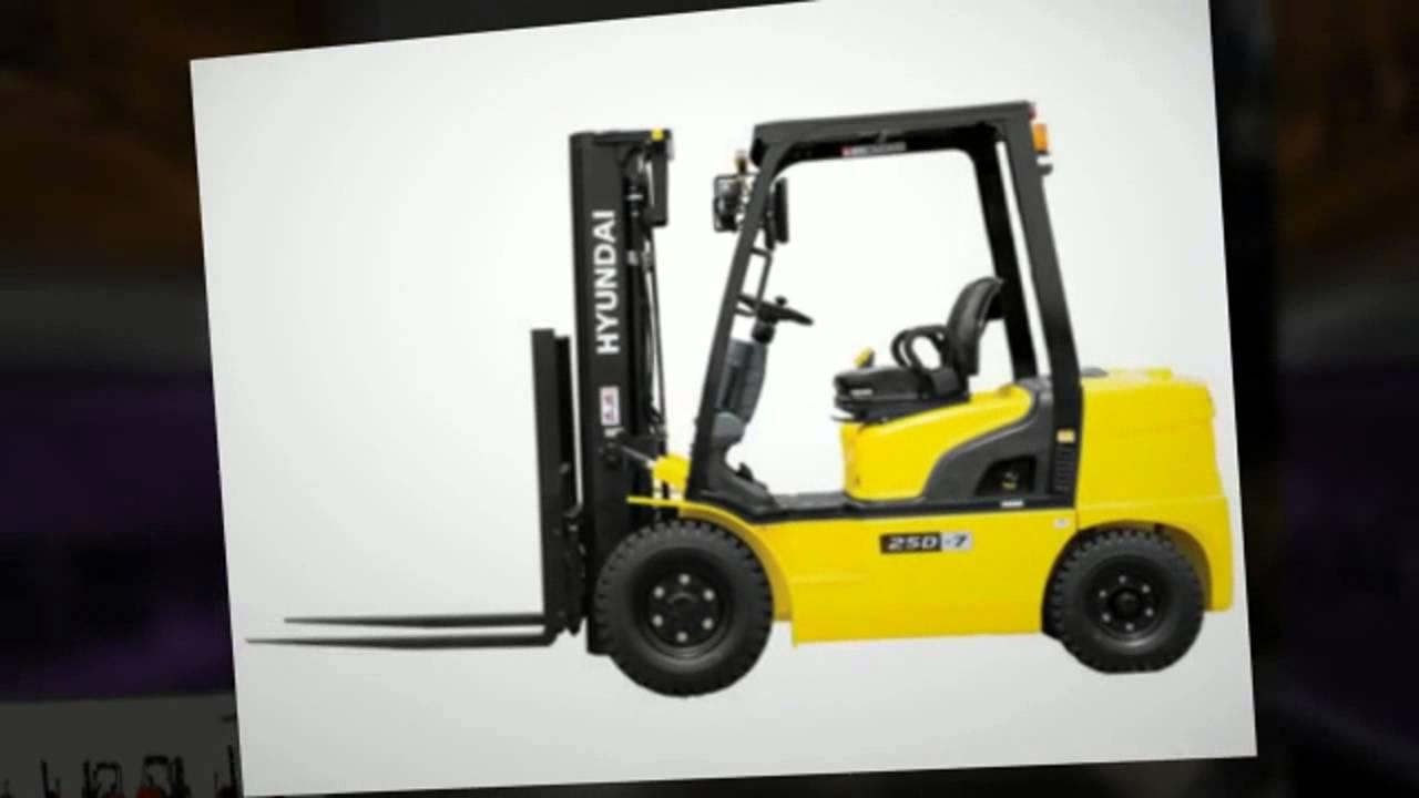 Daewoo Forklift, Doosan Forklift Parts - YouTube