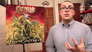 Kreator- Phantom Antichrist ALBUM REVIEW