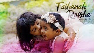 MALAYSIA INDIAN MUSLIMS : Faihanah Raisha Naming & Aqiqah Ceremony (Rizwan+Fatimah Second Daughter)