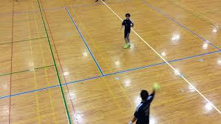 H29 ハンドボール秋季二部リーグ 立教大vs 関東学院(2/5)