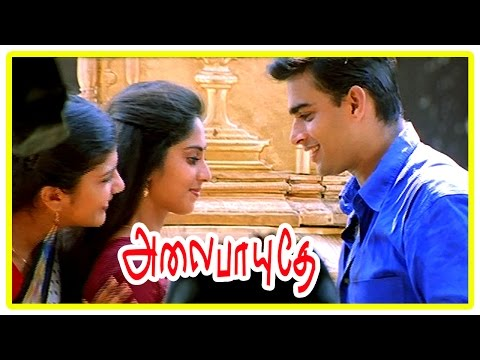 Alaipayuthe Scenes  Mangalyam Song  Madhavan and Shalini gets married  Latest Movie Scenes