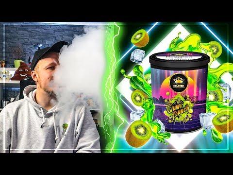 Kiwi rauchen mit einer Allergie   Holster Quwi Punch
