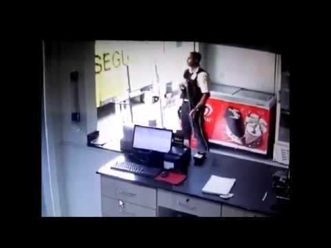 Postura de Vigilante evita assalto a carro-forte da Prosegur Novo Hamburgo -RS