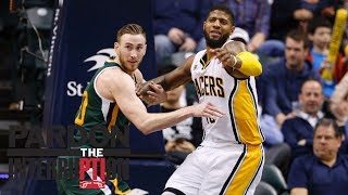 Can Celtics Sign Paul George And Gordon Hayward? | Pardon The Interruption | ESPN
