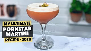Best EVER Pornstar Martini Recipe  The Ultimate Vodka Cocktails