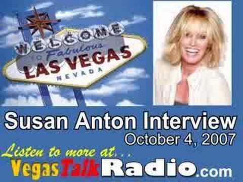 Susan Anton Interview