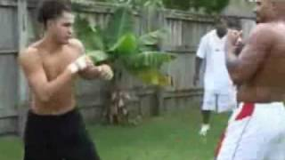 jorge masvidal vs kimbo slice street fight http:/www.smsp.tv
