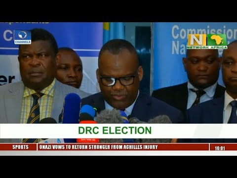 DRC Election: Opposition Cries Foul Over Voting Machine Pt.1  Network Africa 