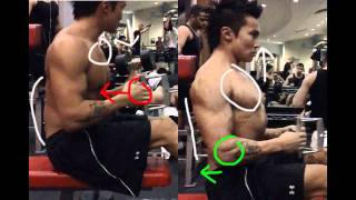 How To Properly: Do Seated Cable Row