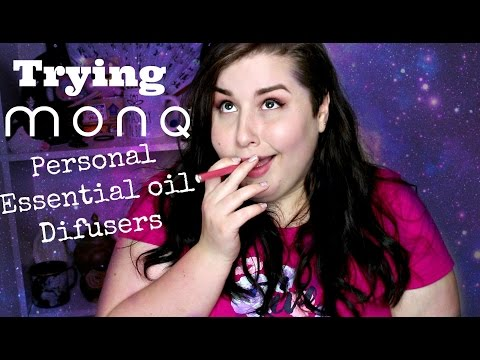 monq-personal-essential-oil-diffuser-haul-&-review