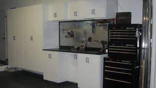 Furniture. Metal Garage Storage Cabinets. designescent Fabulous Home Interior Ideas