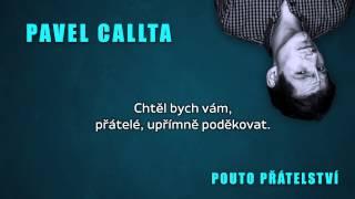 Pavel Callta - Pouto Přátelství (Lyrics Audio)