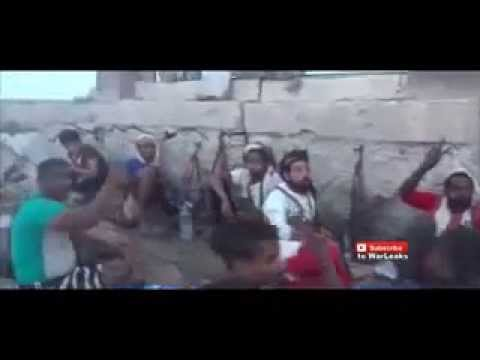 unseen Yemen War Heavy Clashes Between Houthi Rebels And Government Loyalists In The Battle For Aden