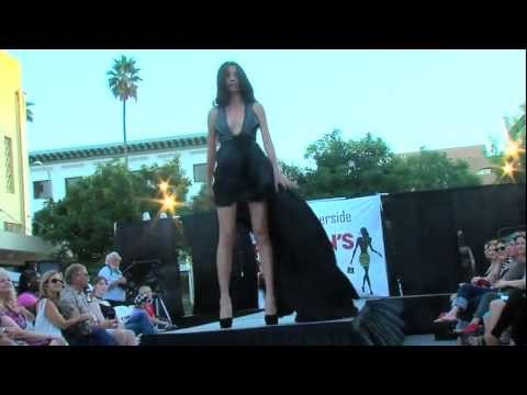 City Watch - Downtown Riverside Fashion's Night Out 2011