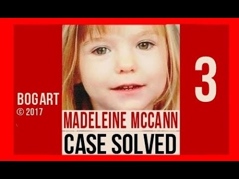 Madeleine McCann Case Solved Part 3.