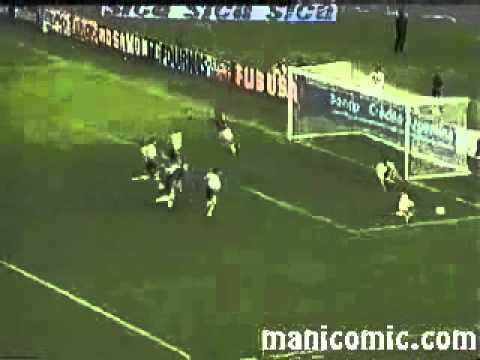 El Gol de Abreu. El mítico (no) gol de Abreu.