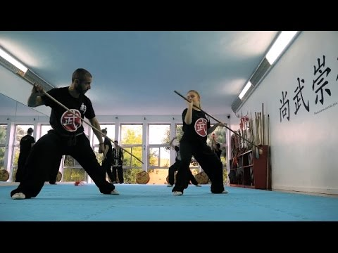She-Si School Promotes Chinese Martial Arts in Portugal