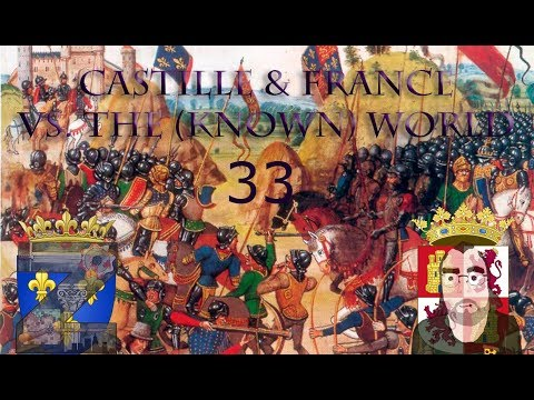EU4 | Multiplayer | France | War and exploration | Ep33: Connecting lands