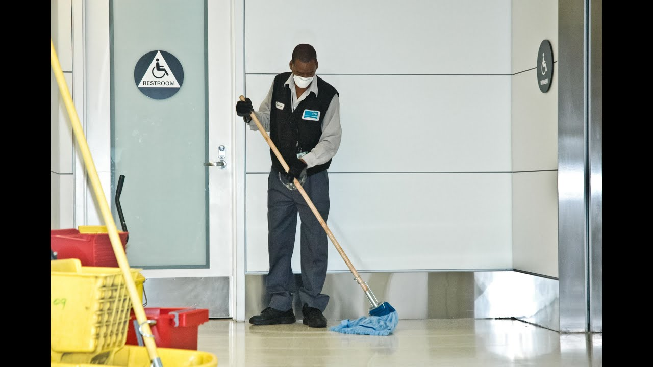 Green Cleaning Hard Floor Care Cleaning 3 of 8 English